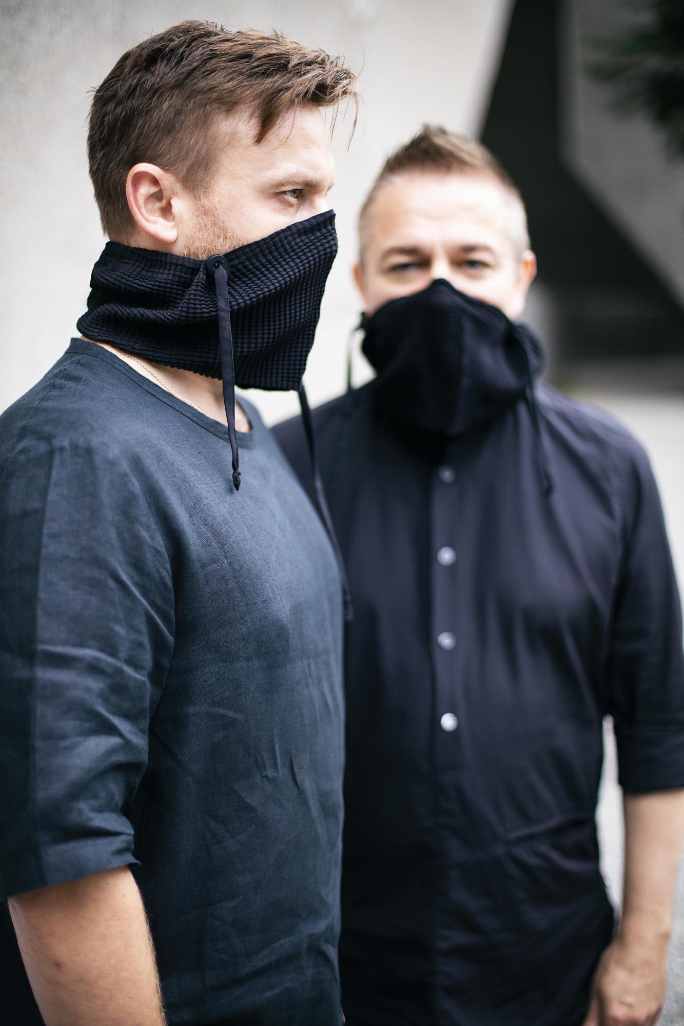 Sonia Trinkl-Couture-Design Corona Masken